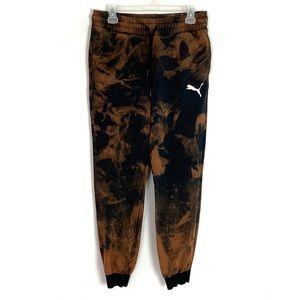 Puma Custom Bleached Urban Sports Sweatpants M